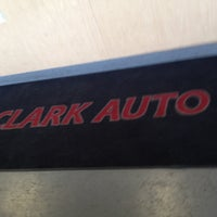 Photo taken at A M Clark & Sons Auto Repair by Monica B. on 5/17/2012