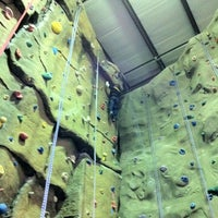 Photo taken at Randolph Climbing Center by Christopher R. on 2/11/2012