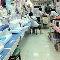Photo taken at 喜佳縫紉生活館-士林店 by Ivana L. on 7/8/2012