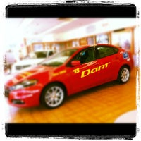 Photo taken at Albany Dodge by Rob G. on 7/6/2012