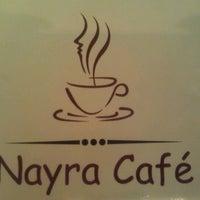 Photo taken at Nayra Cafe by Enkhjin U. on 7/31/2012