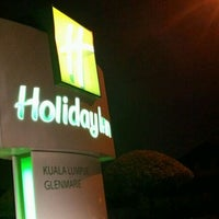 Photo taken at Holiday Inn Glenmarie by Dannie C. on 4/3/2012