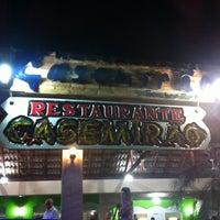 Photo taken at Restaurante Casemirão by Antonio M. on 7/12/2012