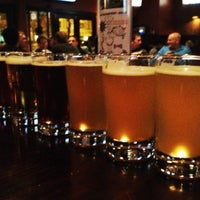 Photo taken at Haymarket Pub & Brewery by Jason C. on 3/10/2012