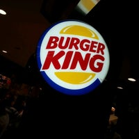 Photo taken at Burger King by Ademir R. on 5/5/2012