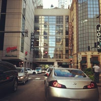 Photo taken at The Gwen, a Luxury Collection Hotel, Michigan Avenue Chicago by James T. on 7/20/2012