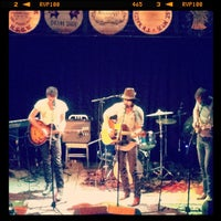 Photo taken at Mississippi Studios by Natalie on 7/14/2012