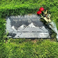 Photo taken at Cypress Lawn Memorial Park by Lala on 7/19/2012