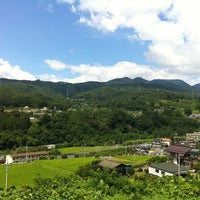 Photo taken at 下牧PA (下り) by maruwa on 8/9/2012