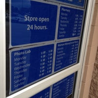 Photo taken at Walmart Supercenter by Adrian D. on 8/18/2012