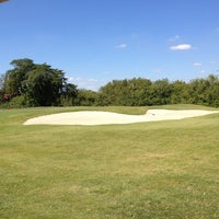 Photo taken at Ballen Isles South Course by Maeghan C. on 4/26/2012