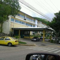 Photo taken at Colegio Pureza de María by Maria C. on 9/6/2012