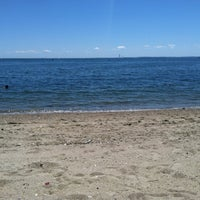 Photo taken at West Beach Park by Andrew L. on 6/16/2012