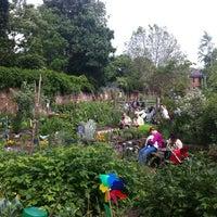 Photo taken at King Henrys Walk Garden by Joseph M. on 6/9/2012