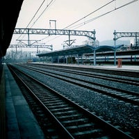 Photo taken at Daejeon Stn. - KTX/Korail/SRT by 05 Y. on 7/9/2012