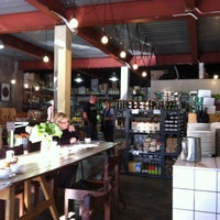 Photo taken at Sourced Grocer by T.H. H. on 5/19/2012