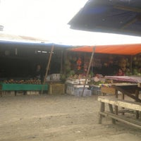 Photo taken at pasar buah,batulicin by Eko S. on 2/15/2012
