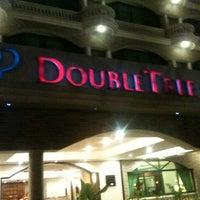 Photo taken at Doubletree by Hilton Dar es Salaam - Oysterbay by Ozan Ö. on 7/21/2012