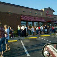 Photo taken at Chick-fil-A by Margaret F. on 8/1/2012