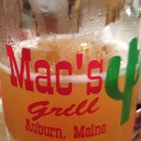 Photo taken at Mac's Grill by Linda C. on 6/20/2012
