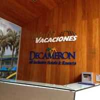 Photo taken at Decameron by David G. O. on 7/29/2012