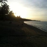 Photo taken at Bophut Beach by Ka.terina on 6/20/2012