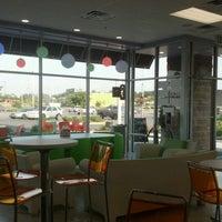 Photo taken at Chill Yogurt Cafe by Mitchell P. on 8/13/2012