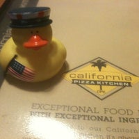 Photo taken at California Pizza Kitchen by Duck D. on 6/15/2012