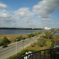 Photo taken at Holiday Inn Charleston-Riverview by Ryanne T. on 3/13/2012