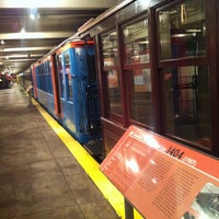Photo taken at New York Transit Museum by Juston P. on 5/18/2012