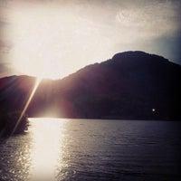 Photo taken at Draino Lake by Troy G. on 7/17/2012