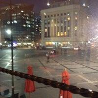 Photo taken at Segafredo Plaza Sotomayor by Alejandra M. on 5/23/2012