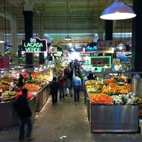 Photo taken at Grand Central Market by Erik S. on 3/14/2012