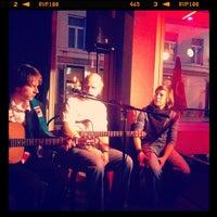 Photo taken at Café de Loge by zofie on 3/27/2012