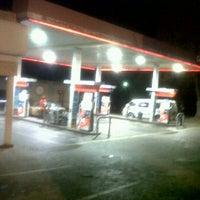 Photo taken at Caltex Deneysville by Marius H. on 7/26/2012