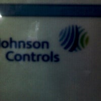 Photo taken at Johnson Controls by KICO F. on 7/3/2012