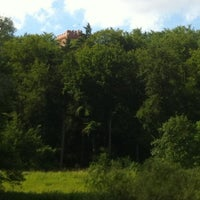 Photo taken at Burg Schwaneck by Redaktion active woman drive&style D. on 6/26/2012