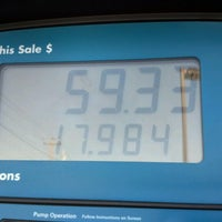 Photo taken at VALERO CORNER STORE by Molly H. on 6/14/2012