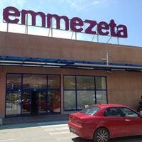 Photo taken at Emmezeta by Sergey Y. on 5/28/2012