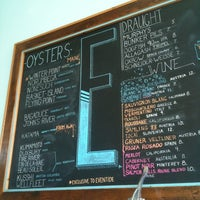 Photo taken at Eventide Oyster Co. by Nate S. on 8/25/2012