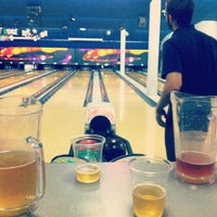 Photo taken at Melody Lanes by Peter K. on 8/24/2012