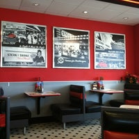 Photo taken at Steak 'n Shake by Michael T. on 4/29/2012