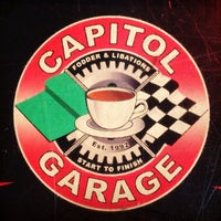 Photo taken at Capitol Garage by Sean on 3/29/2012