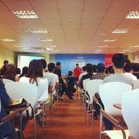 Photo taken at ERCI Vietnam by Bim N. on 8/26/2012