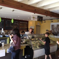 Photo taken at oWowCow Artisan Ice Cream by Craig D. on 4/15/2012
