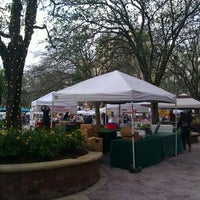 Photo taken at West Palm Beach Green Market by a Guy on Clematis on 2/11/2012