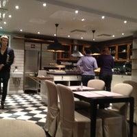 Photo taken at Hotel Fabian by shantel M. on 3/18/2012