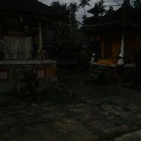 Photo taken at Pura Ularan by Arya D. on 5/19/2012
