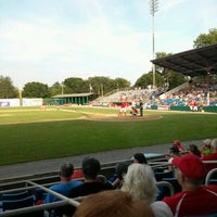Photo taken at Williamsport Crosscutters by Terry M. on 7/22/2012