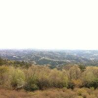 Photo taken at 県立月ヶ瀬神野山自然公園 by keori on 4/29/2012